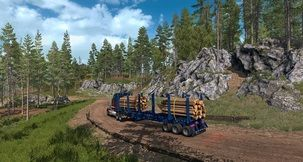 American Truck Simulator's Next DLC Takes Players to Idaho