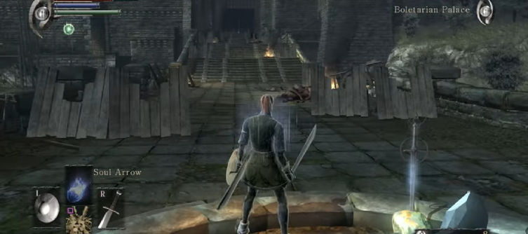 Demon's Souls In 4K, 30FPS On PC With RPCS3