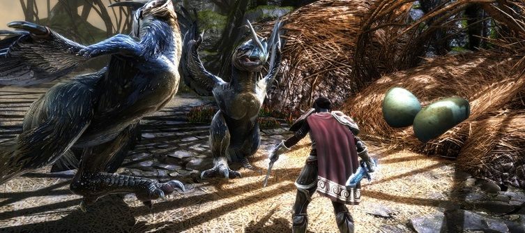 Kingdoms of Amalur: Re-Reckoning Gets September Release Date, Fatesword Expansion Announced