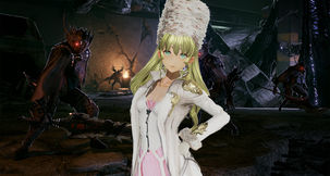 Code Vein Alternate Mia Set - White Costume DLC location, is it bugged?