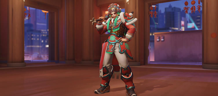 Overwatch Lunar New Year 2020 Event - Start Time, New Content and More