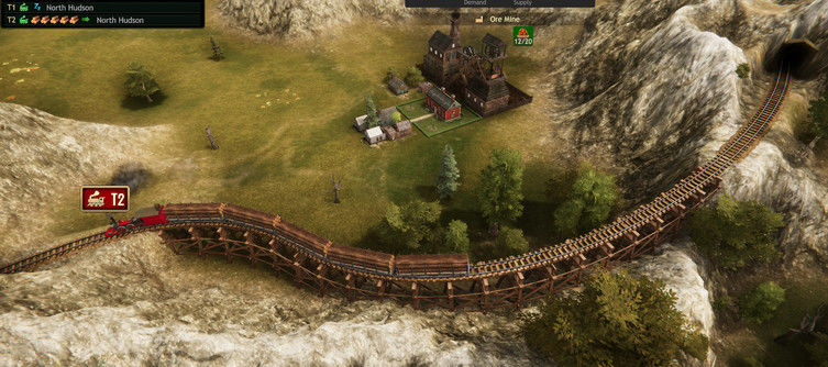 Railroad Corporation Early Access Roadmap Reveals New Maps, Missions and More