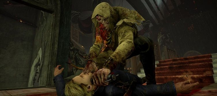 Dead by Daylight Descend Beyond New Killer - The Blight's Power and Perks