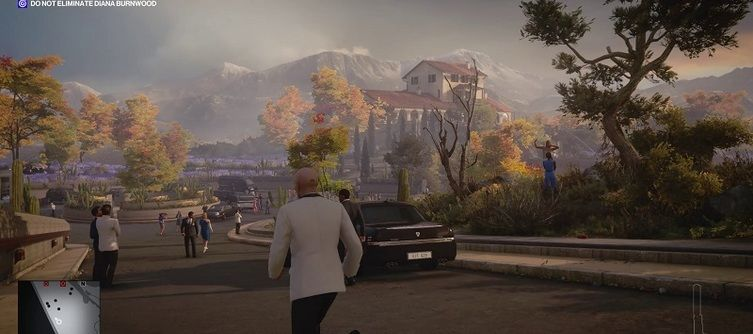 Hitman 3 Server Status - Connection Failed Reported