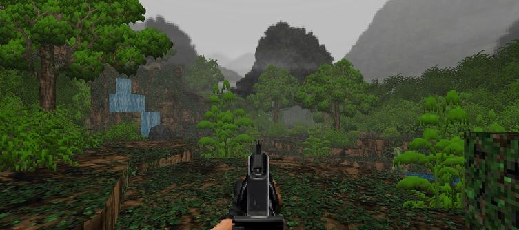 VietDOOM is Apocalypse Now in DOOM