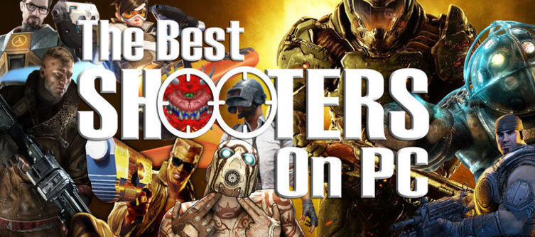 The Best Shooters on PC