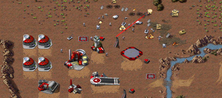 Command and Conquer Remastered Collection's First Patch Is Coming Soon