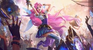 League of Legends Patch 10.22 - Release Date, Seraphine, K/DA ALL OUT Skins