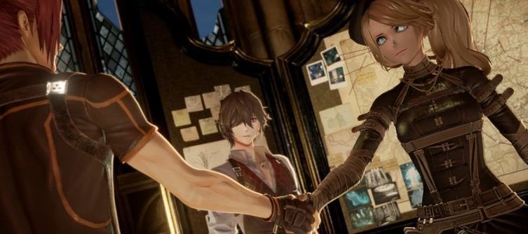 Code Vein Romance Options - Are there any?