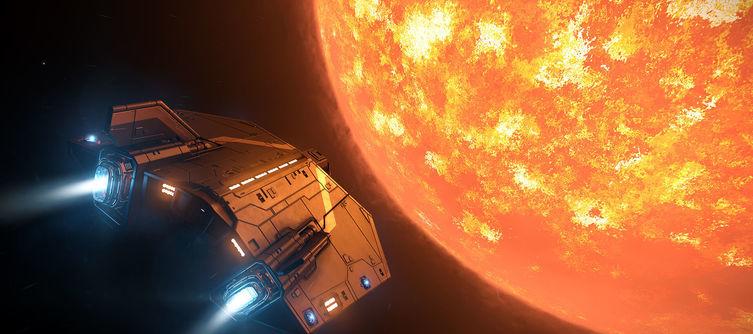 Elite Dangerous Server Status - Fleet Carrier Update Maintenance