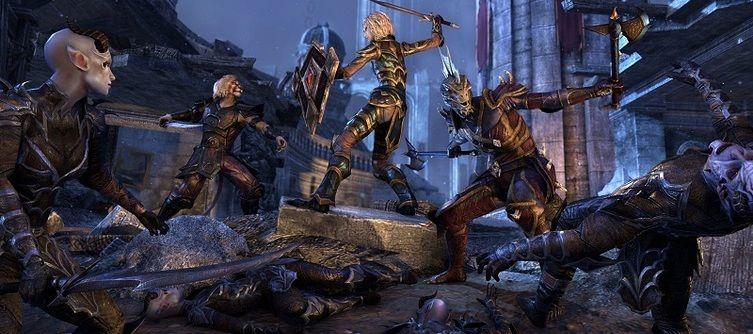 The Elder Scrolls Online's Imperial City Celebration Event Begins Today