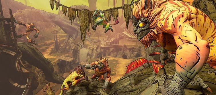 Borderlands 3 Jabber Mogwai - How to Duplicate the Boss?
