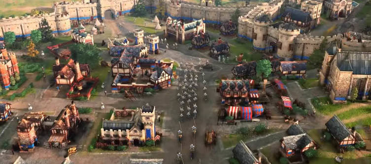 Age of Empires 4 Saturation Concerns Calmed by Creative Director