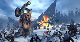 New Giant Slayer Units and Norsca DLC coming to Total War: Warhammer 2 in May