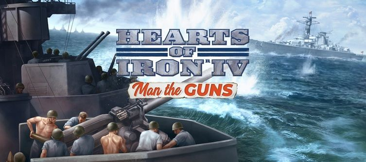 Hearts of Iron IV: Man The Guns Set to Release at the End of February