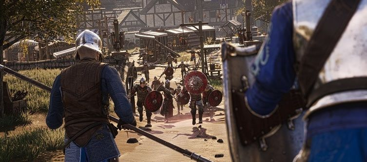 """Chivalry 2 Launch Day Player Count Exceeded Torn Banner Studios' """"highest expectations"""""""
