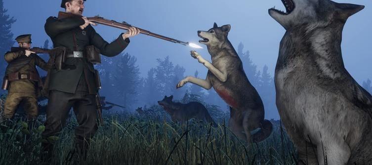Tannenberg Kicks Off Its Wolf Truce Event