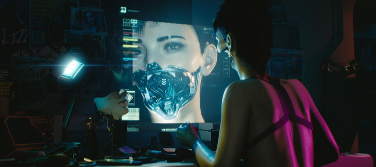 Cyberpunk 2077's VR Mode Could Be Further Along Than Expected