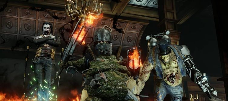 Killing Floor 2: Grim Treatments Update Adds Halloween-themed Zombies, New Mode and More