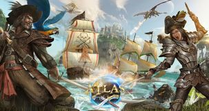 Ambitious Pirate MMO Atlas Has Been Pushed Back