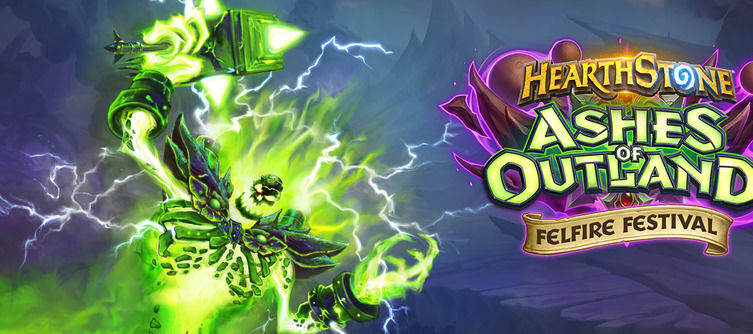 Hearthstone Trial By Felfire Challenges - New Bosses, Golden Kael'thas