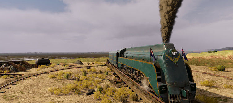 Railway Empire 'Down Under' DLC releasing today on Steam