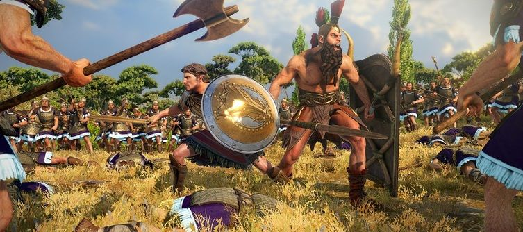 Total War Saga: Troy Ajax & Diomedes DLC Release Date Slated for Later This Month