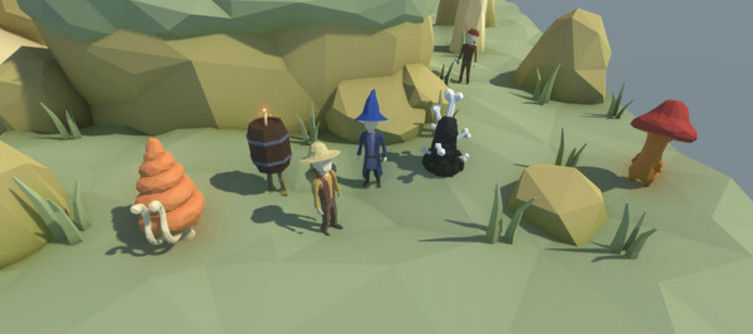 Mind Over Mushroom Announced, Coming This August