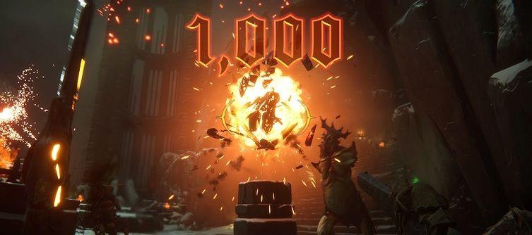 Rhythm FPS Metal: Hellsinger Unveils New Gameplay Video and Crushing Progressive Metal Track