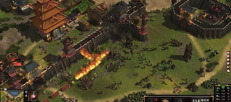 Stronghold: Warlords Patch Notes - Update 1.1 Adds Extreme Difficulty, New Riverbend Map, and More