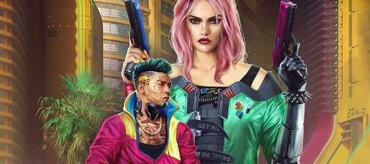 "In Cyberpunk 2077 you don't choose gender, you ""choose a body type"""