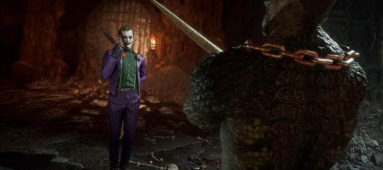 The Joker Joins Mortal Kombat 11 Next Week, Gets Gameplay Trailer Showcasing Fatality