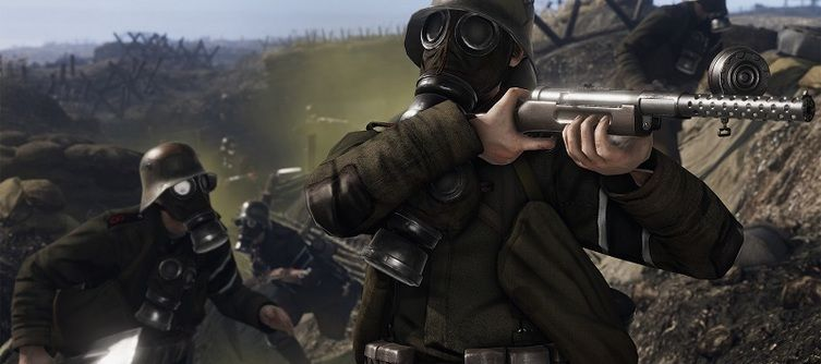 WWI Shooters Verdun and Tannenberg Are Free This Weekend