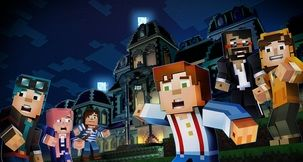 Minecraft Story Mode Not Only Being Delisted, But Removed From Servers
