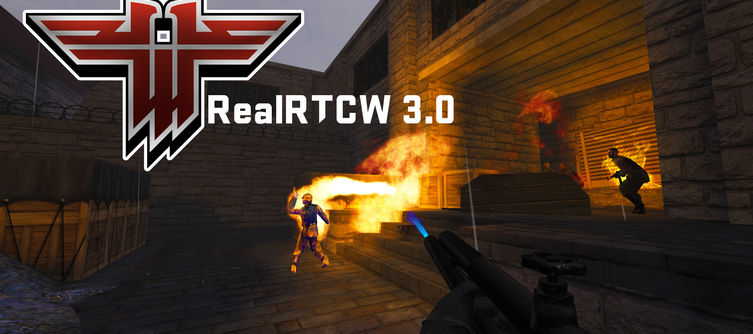 Replay Return to Castle Wolfenstein with the Huge RealRTCW 3.0 Mod
