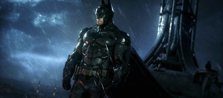 Rumored Batman Court of Owls Game Artwork Pulled