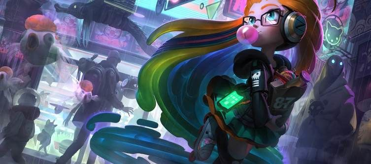 It May Not Mean Anything For Persona 5 PC, But League Of Legends Is Adding A Champion Clearly Referencing Futaba Sakura