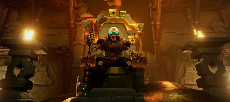 Sea of Thieves' First Gold & Glory Weekend of 2021 Is Now Live