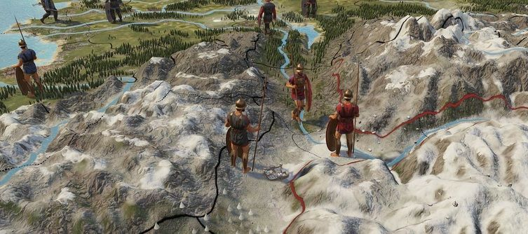 Imperator: Rome Livy Update and Punic Wars Pack Get December Release Date
