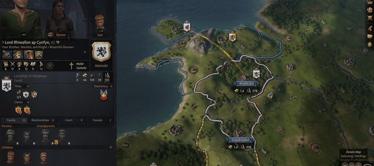 Crusader Kings III Scheduled to Be Released Late 2020