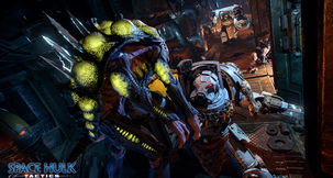 We've Got The Release Date For Space Hulk: Tactics, As Well As A Gameplay Trailer