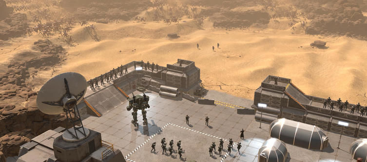 Starship Troopers - Terran Command Delayed Until Next Year