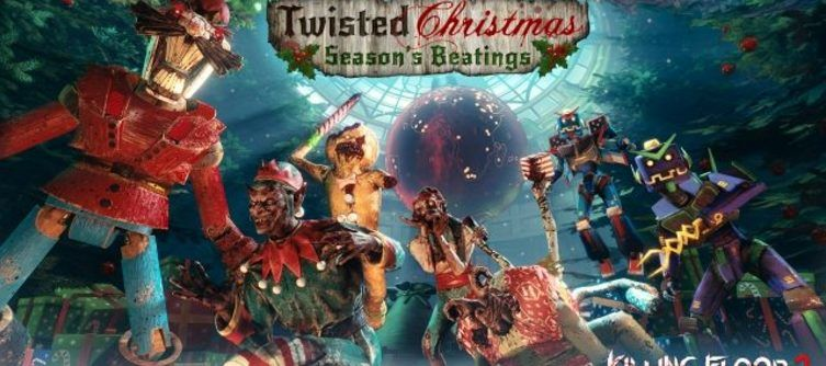 Killing Floor 2 Twisted Christmas Event Features Gary Busey