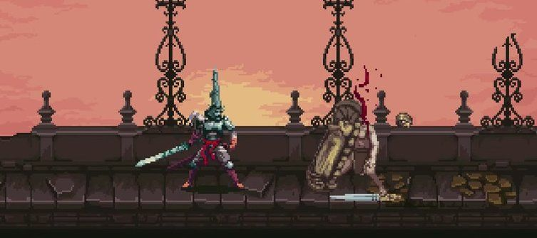 Team17 Reveals Blasphemous Gameplay Video, A 2D Castlevania-Meets-God Of War Style Retro Game