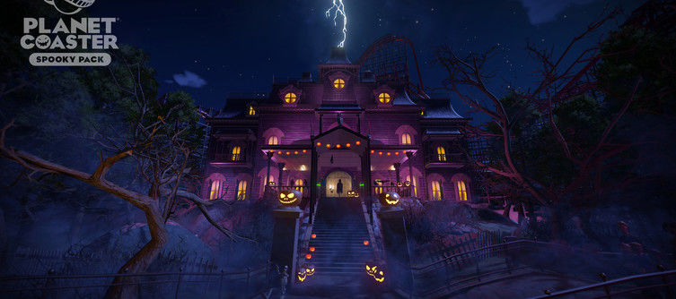 First full paid expansion Spooky Pack coming to Planet Coaster on September 25 [UPDATE: Now out! All details inside!]