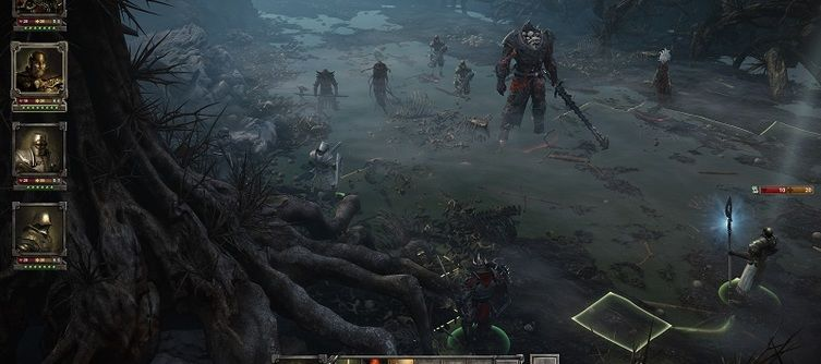 King Arthur: Knight's Tale Is A Dark Fantasy Turn-Based Tactical RPG from NeocoreGames