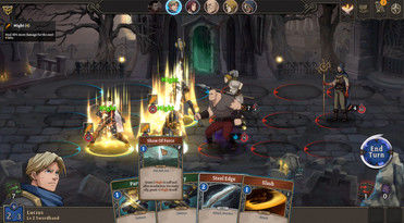 Roguelike Deck Builder Gordian Quest Enters Steam Early Access