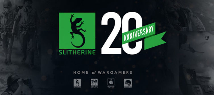 Slitherine Celebrates 20 Years of Wargaming with Sales and A Giveaway of Its First Game