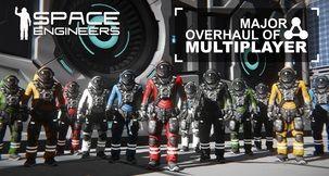 Space Engineers Receives a Major Multiplayer Overhaul