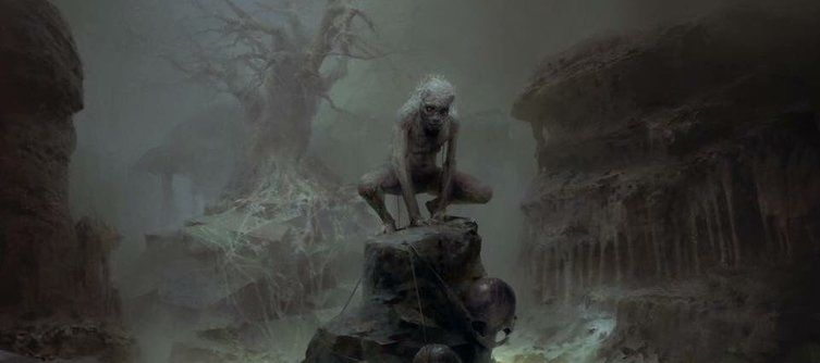 Project Wight, the Viking RPG from Battlefield and Payday devs where you play Gollum, shows off concept art